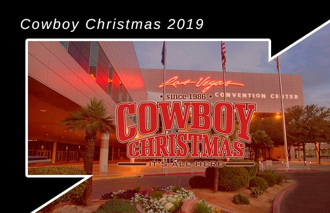Cowboy Christmas Show at Las Vegas NFR