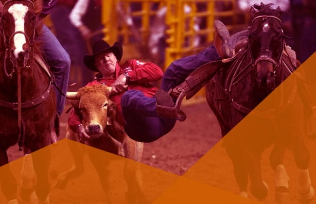 Experience the National Finals Rodeo