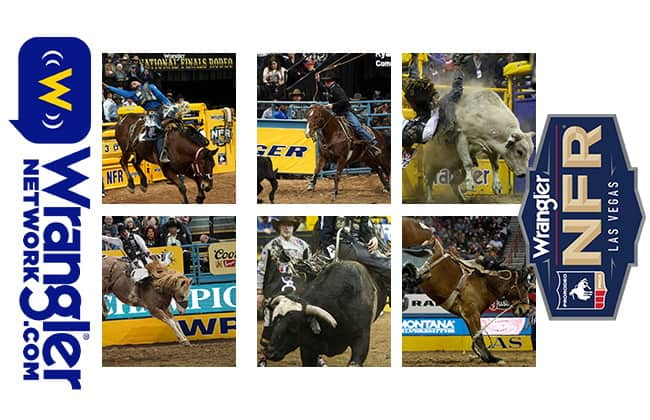 Stream NFR Live on Wrangler Network